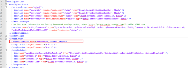 Enable Windows Authentication In Web API And Angular App