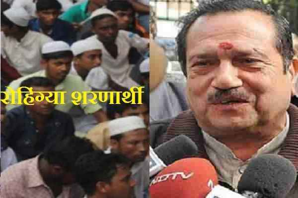 rss-leader-indresh-kumar-said-india-cant-handle-rohingya-population