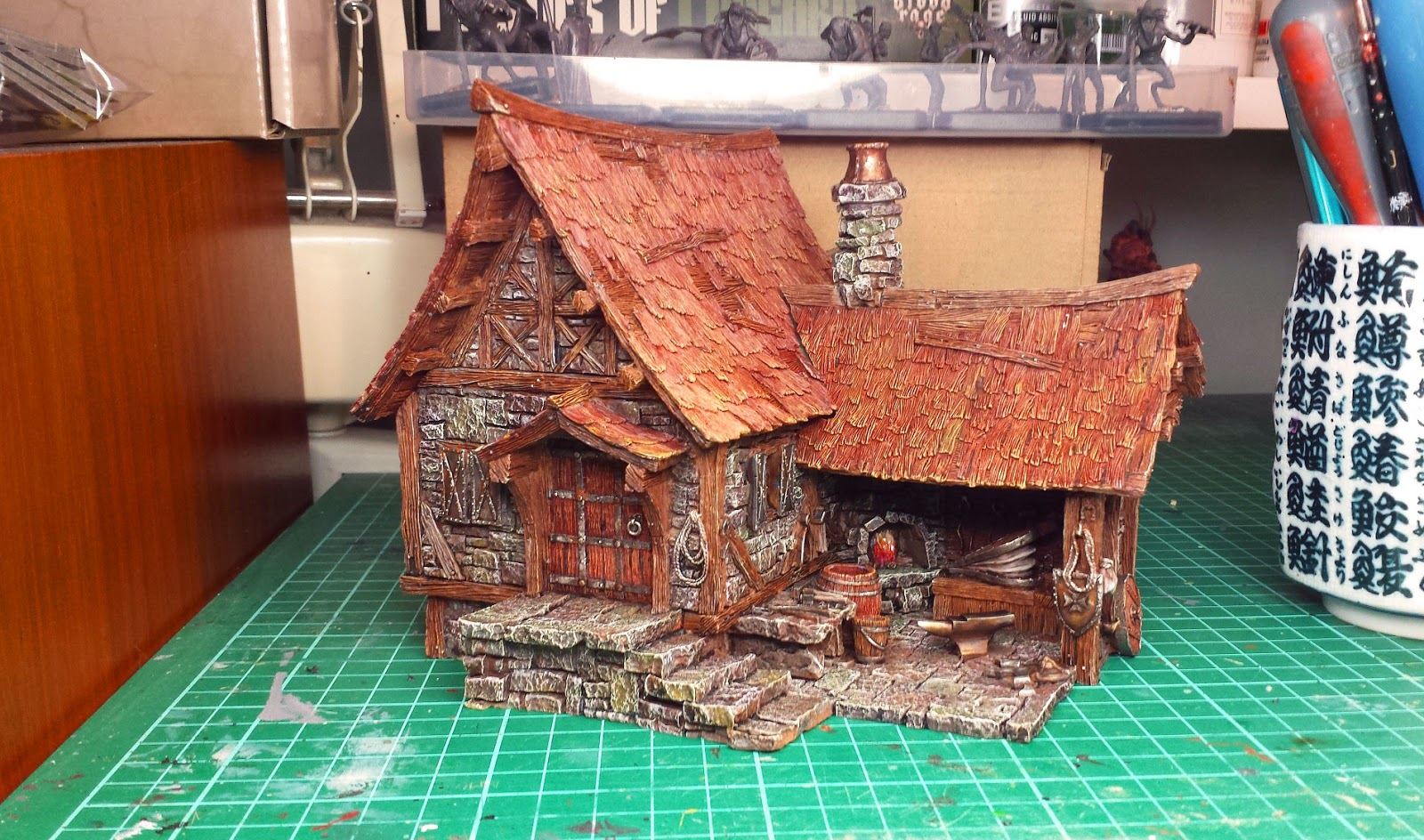 Dr  Willett's Workshop: The Forge from Tabletop World
