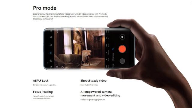 Camera Xiaomi Mi 10