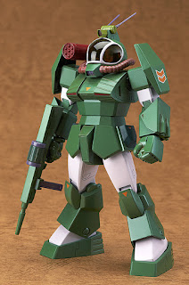 "COMBAT ARMORS MAX 04:1/72nd Scale Soltic H8 de ""Fang of the Sun Dougram"" - Max Factory"
