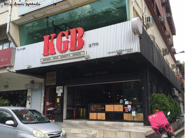 Review: Rasai Keenakan Burger di KGB [Killer Gourmet Burgers]