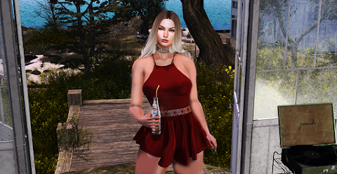 Vanilla Bae Hanna Dress