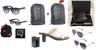 Snapdeal Offers: Aviator Sunglasses Combo for Rs.599, Ladies Footwear with Wallet, Laptop Backpack Combo for Rs.899 & more