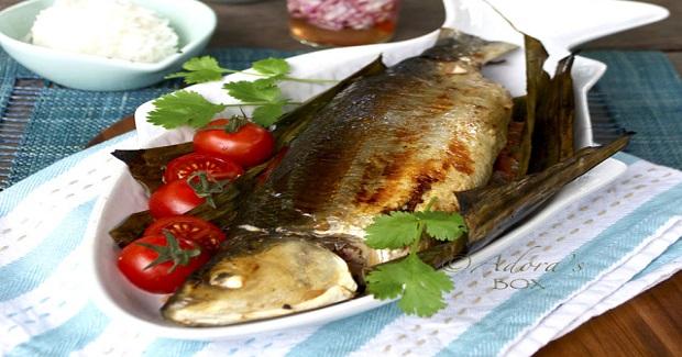 Inihaw Na Bangus (Grilled Milkfish ) Recipe