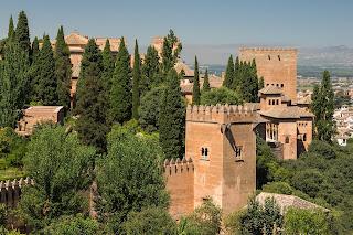 Blog lugares de memória - Matéria Alhambra - Foto Pixabay