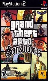 c3gg37Y f5580742 70a6 44d2 a8f5 606e9370bd84 - Grand Theft Auto San Andreas - PS2