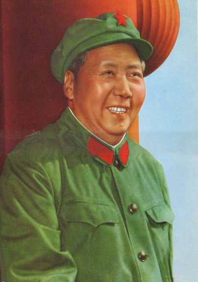The mad monarchist communist china just lengthened world for Chairman mao
