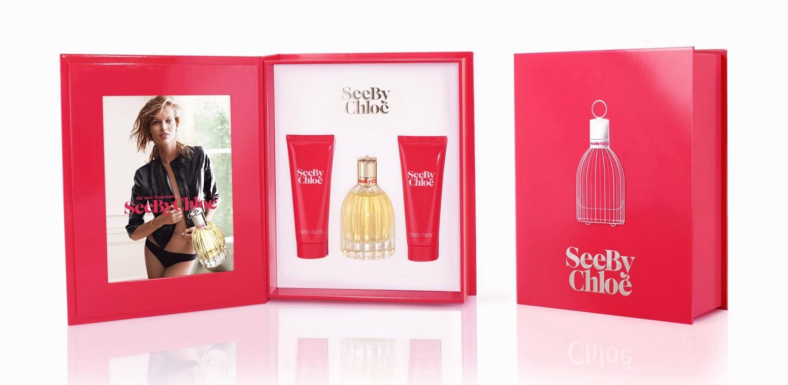 chloe parfume red