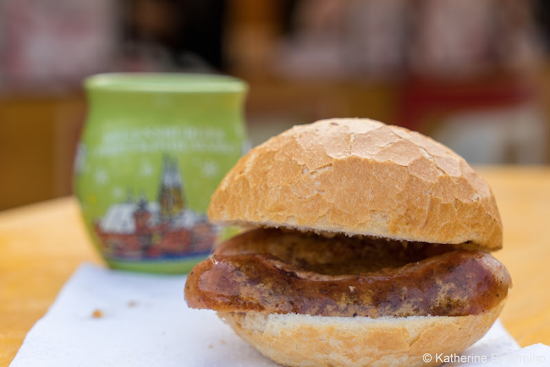 What to Eat and Drink at European Christmas Markets