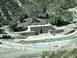 Teatro Grego, Parque General San Martín, Mendoza