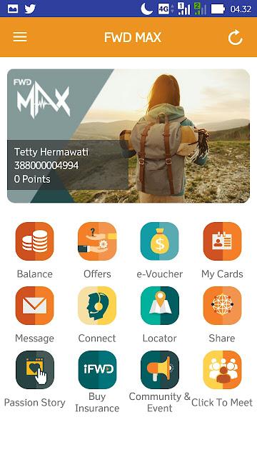 Aplikasi FWD MAX Wujudkan Hidup Tanpa Batas