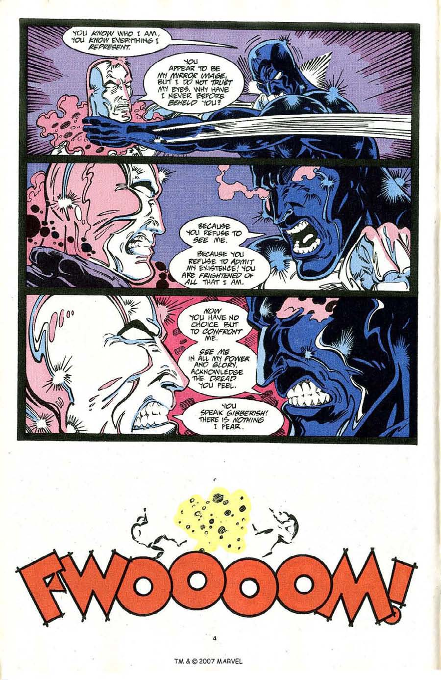 Read online Silver Surfer (1987) comic -  Issue #64 - 6