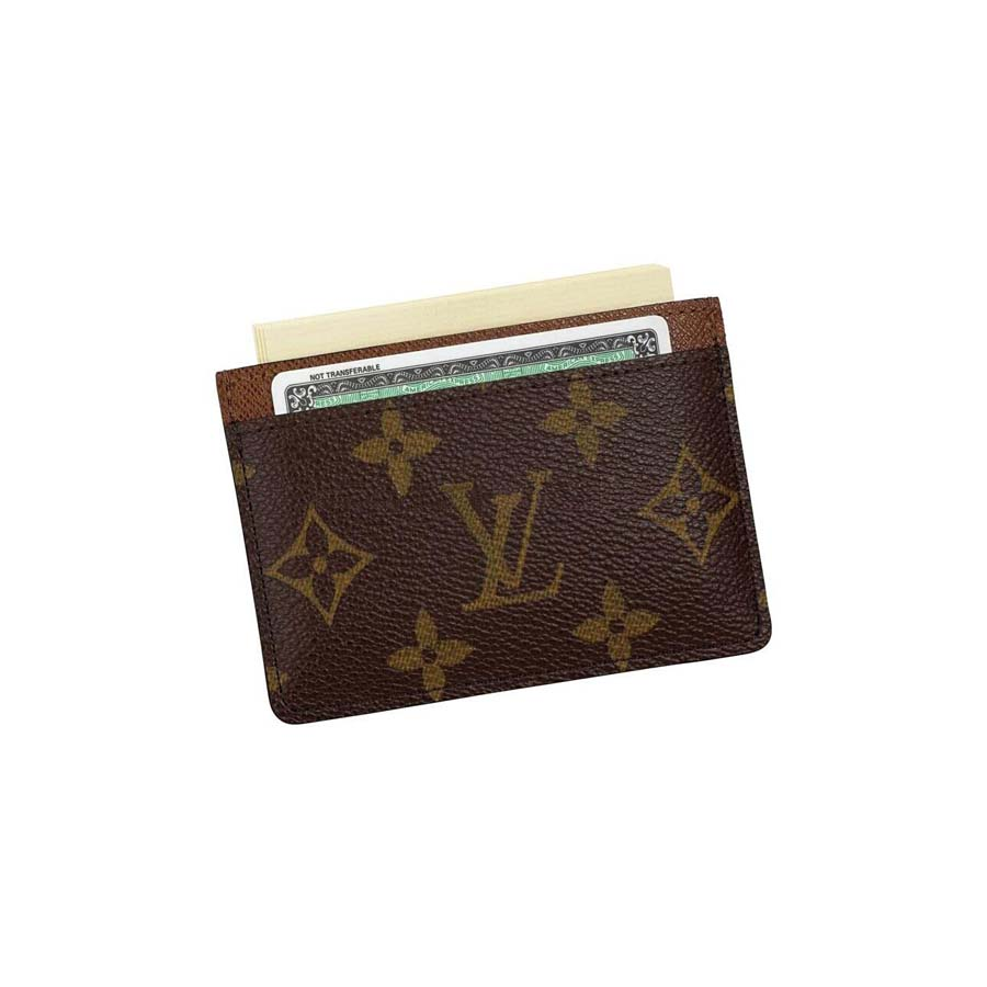 Porte cartes Louis Vuitton Homme Videdressing