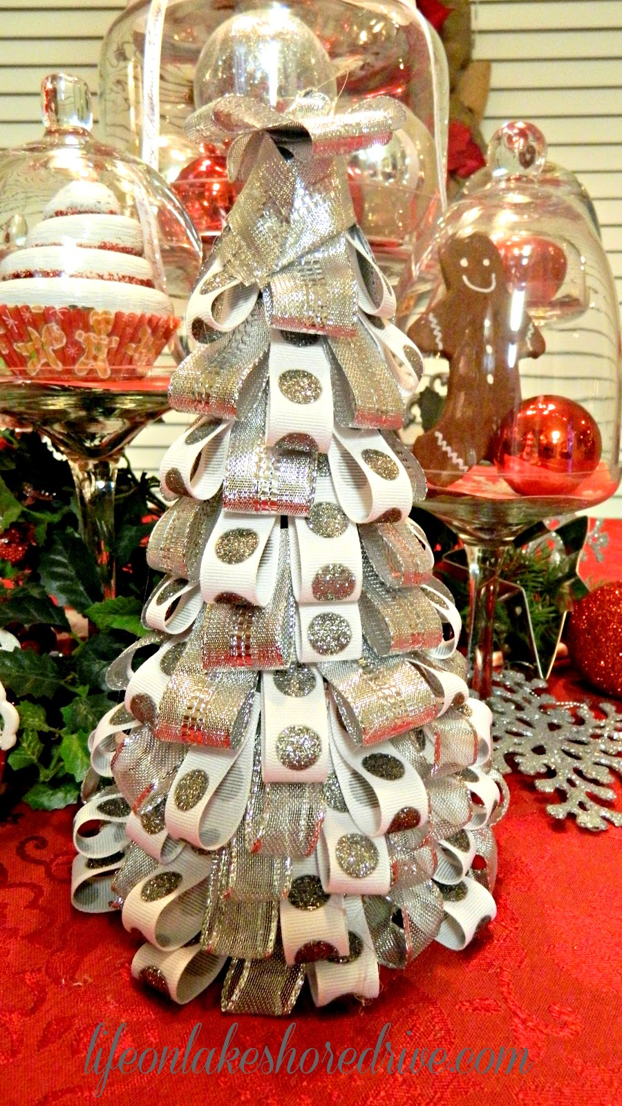 Diy Christmas Decorations For Living Room: A New Web Address And The Last Christmas Photos Of The