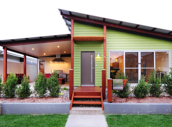 Tiny Home Designs Australia: Small Home Design By Maximizing The Function Of The