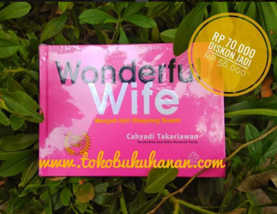 buku wonderful wife karya Cahyadi Takariawan penerbit Era Intermedia