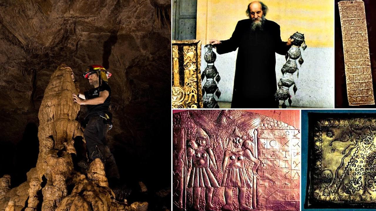 La enigmática y misteriosa Cueva de los Tayos