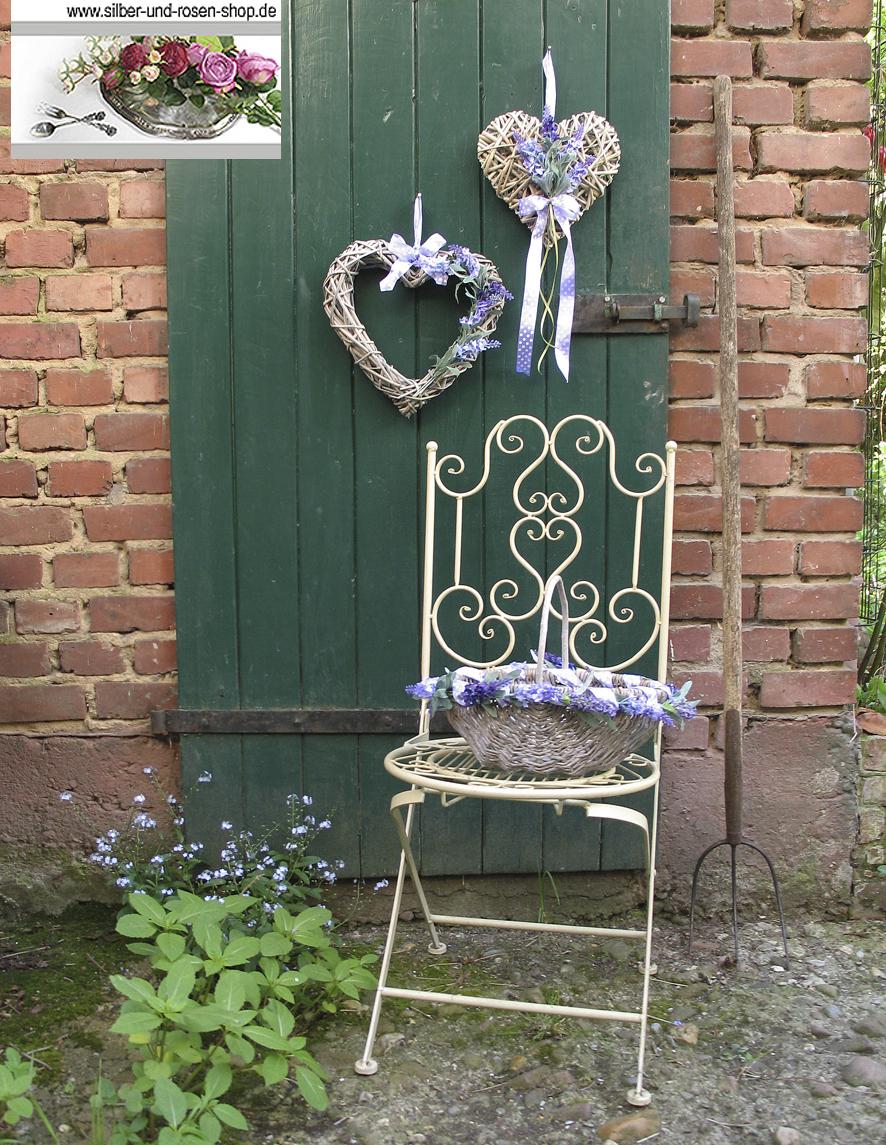 silber neues im silber und rosen shop lavendel. Black Bedroom Furniture Sets. Home Design Ideas