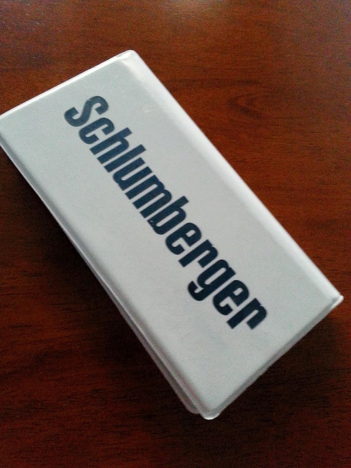 My Little Pit Stop: Schlumberger, Recruitment Process