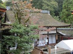 上賀茂神社・幣殿