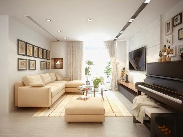 Mẫu sofa đẹp cho nhà chung cư