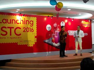 Dimas, Pemenang ISTC 2015