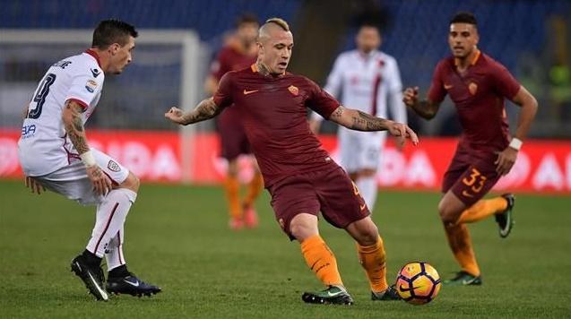 Dove Vedere Roma-Cagliari Streaming Video (no Rojadirecta) e Diretta Online | Anticipo Serie A