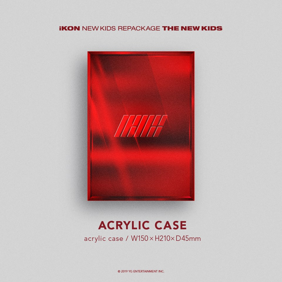 Pre-order iKON NEW KIDS REPACKAGE : [THE NEW KIDS] - iKON