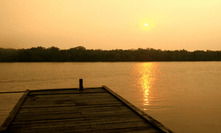 Puisi Senja Di Pelabuhan Terakhir