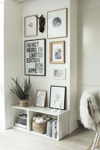 Ideas para decorar recibidores pequeños-2