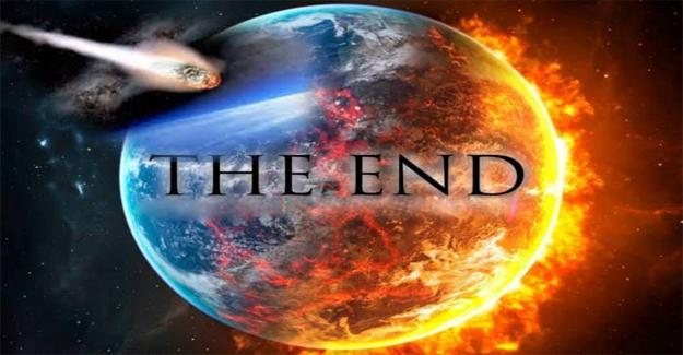 चेतावनी:वैज्ञानिको ने दिए पुक्ता सबूत सिर्फ 4 दिन बचे हैं, 17 फऱवरी को नष्ट हो जाएगी धरती...पढिये पूरी रिपोर्ट