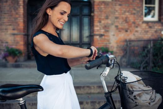 Valerie Topete - Tips For Freelance Bike Couriers