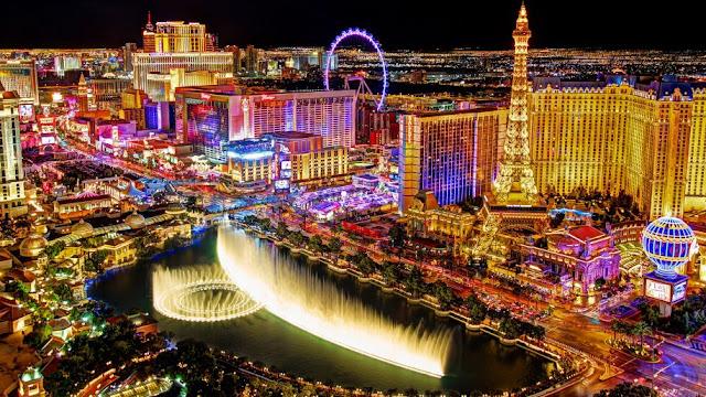 Las Vegas, here I come!