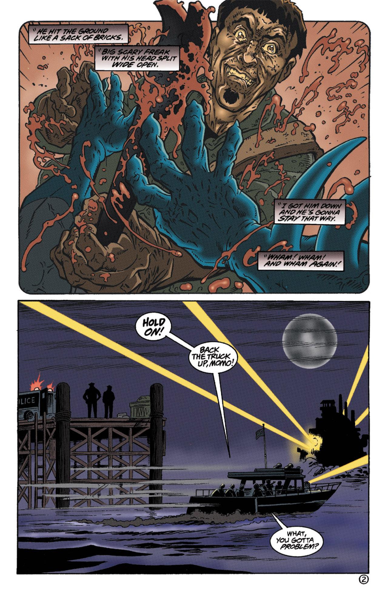 Detective Comics (1937) 719 Page 2