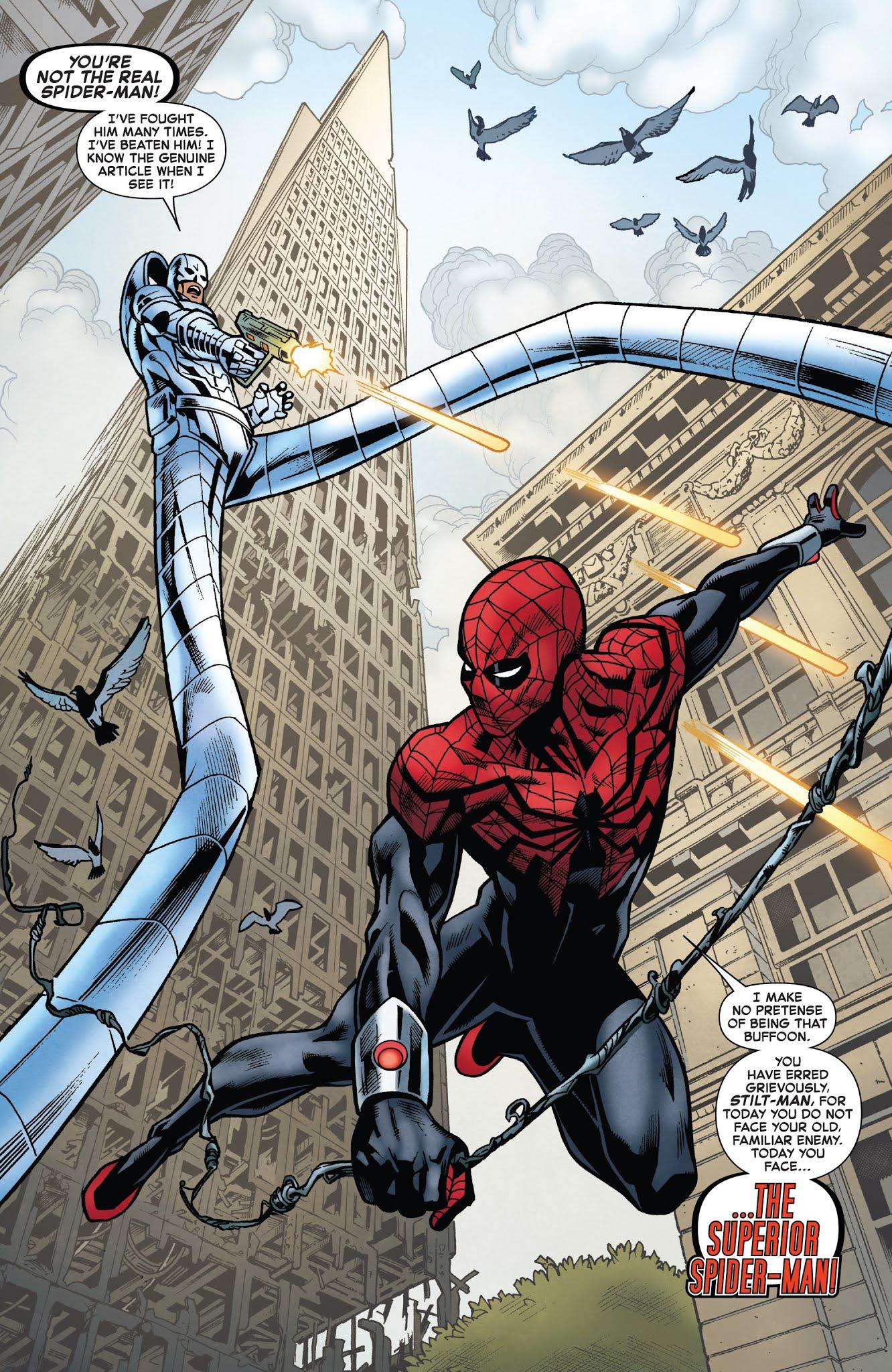 Superior Spider-Man (2019) issue 1 - Page 4