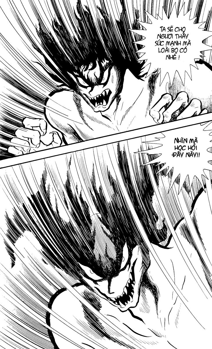 DevilMan chapter 8.2 trang 5