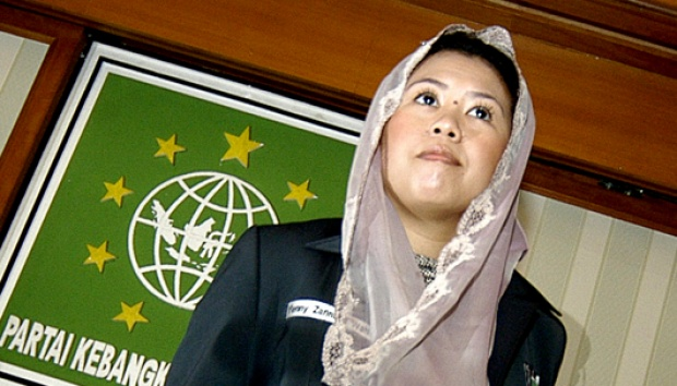 Yenny Wahid: Partai Kami Diambil