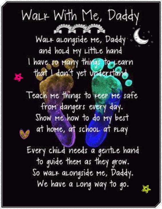 Happy Father's Day Poems From A Daughter Cute Instagram