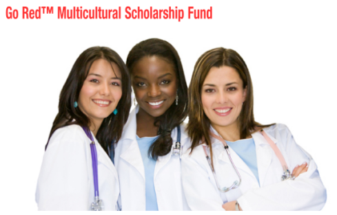 Go Red Multicultural Scholarship Fund