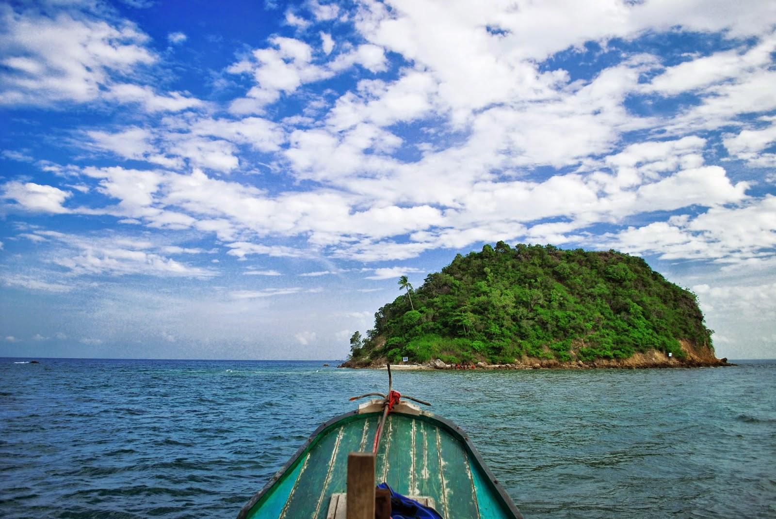 Surga Baru dari Pulau Tuan, Aceh Besar