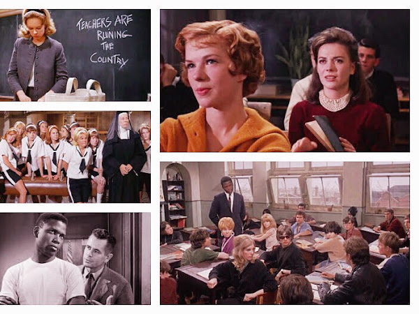 Back to School with Old Hollywood