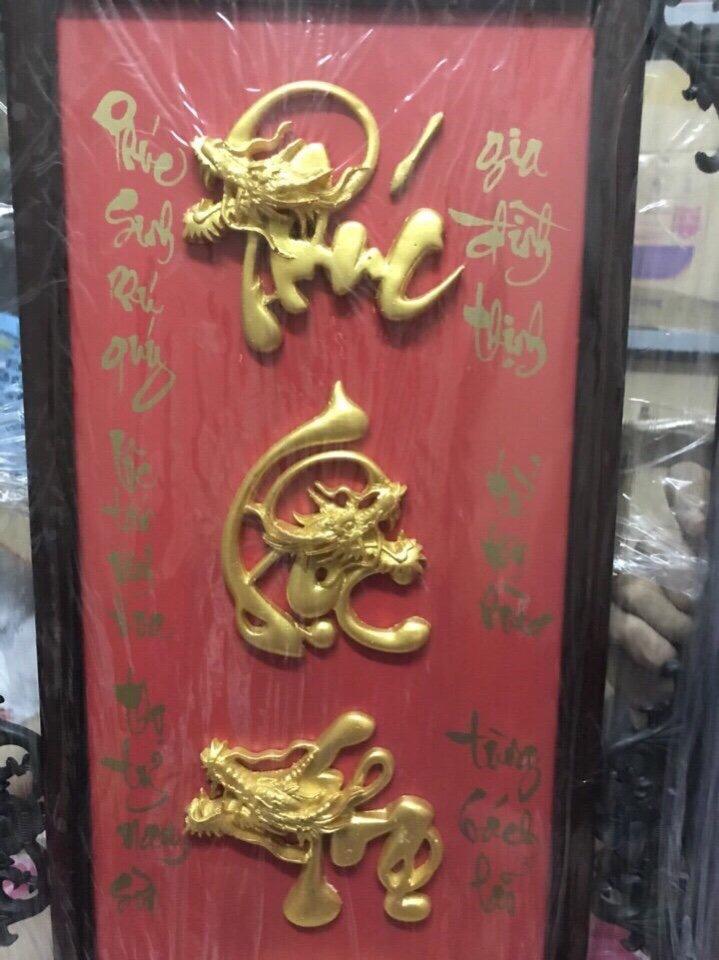 495k - Lịch gỗ phù điêu chữ nổi giá sỉ và lẻ rẻ nhất