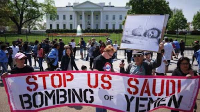 US Senate Votes To End Support For Yemen War