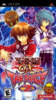 Download Yu-Gi-Oh GX Tag Force 2 ISO