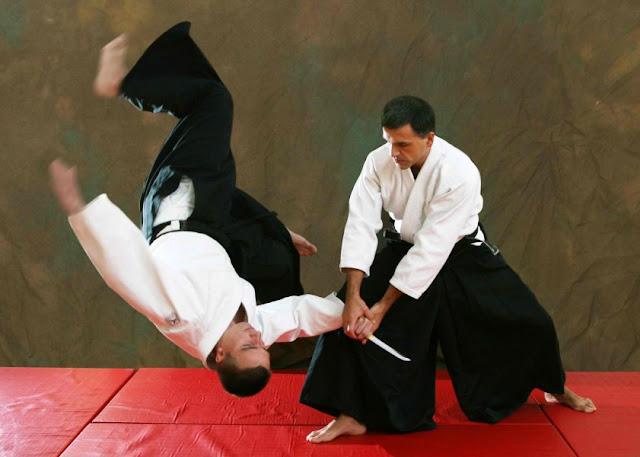 Φεστιβάλ Aikido Άνοιξη 2018 στο Ναύπλιο