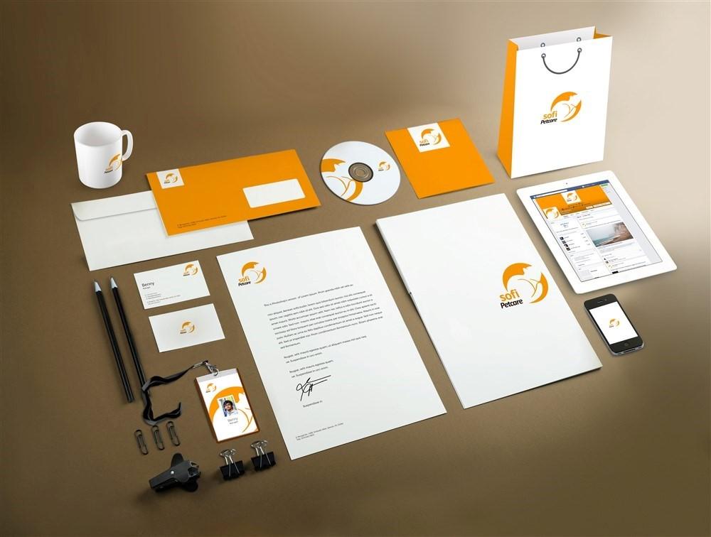Branding Klinik Hewan Dokter Hewan - Kilaro