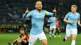 Shaktar Donetsk vs Manchester City 0-3 Video Gol & Full Highlights