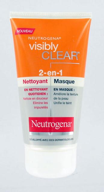 8. Sữa rửa mặt Neutrogena Points Noirs