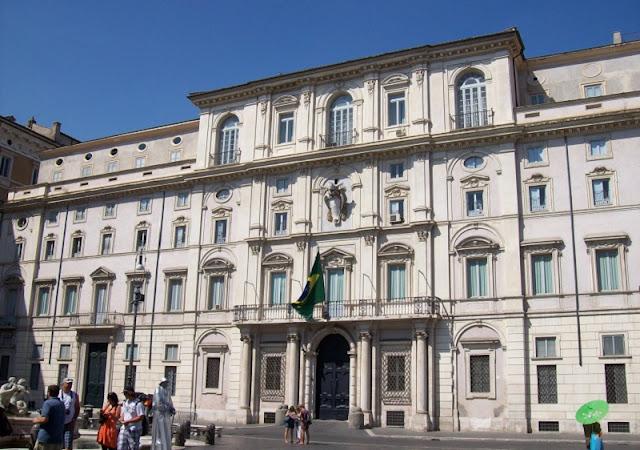 Consulado do Brasil em Roma